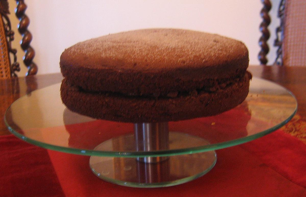 Gluten free carob cake