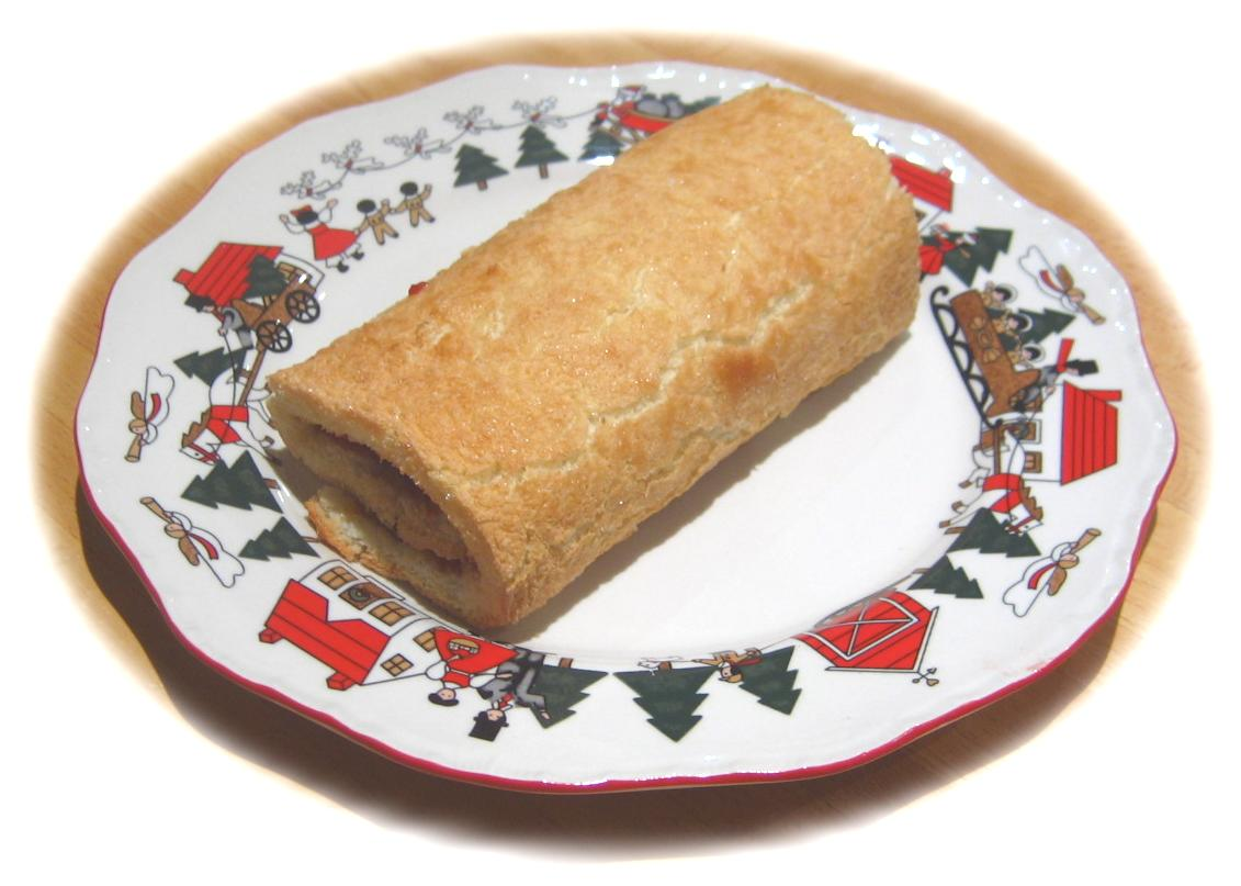 Swiss Roll recipe ~ Free from Gluten, Dairy, Corn & Sugar