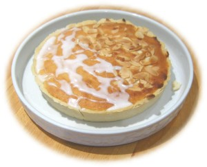 gluten and dairy free bakewell