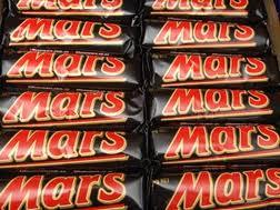 Mars Bar Diet