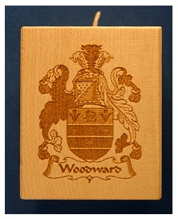 Tealight holder 0281 wooden
