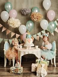 Vintage Tea, Cakes and Bunting