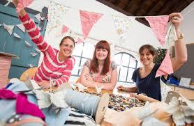 Crafts and Bunting workshop