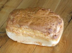 crusty gluten free bread