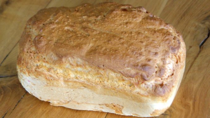 The Best Gluten Free bread in the world - Probably! - Aunty