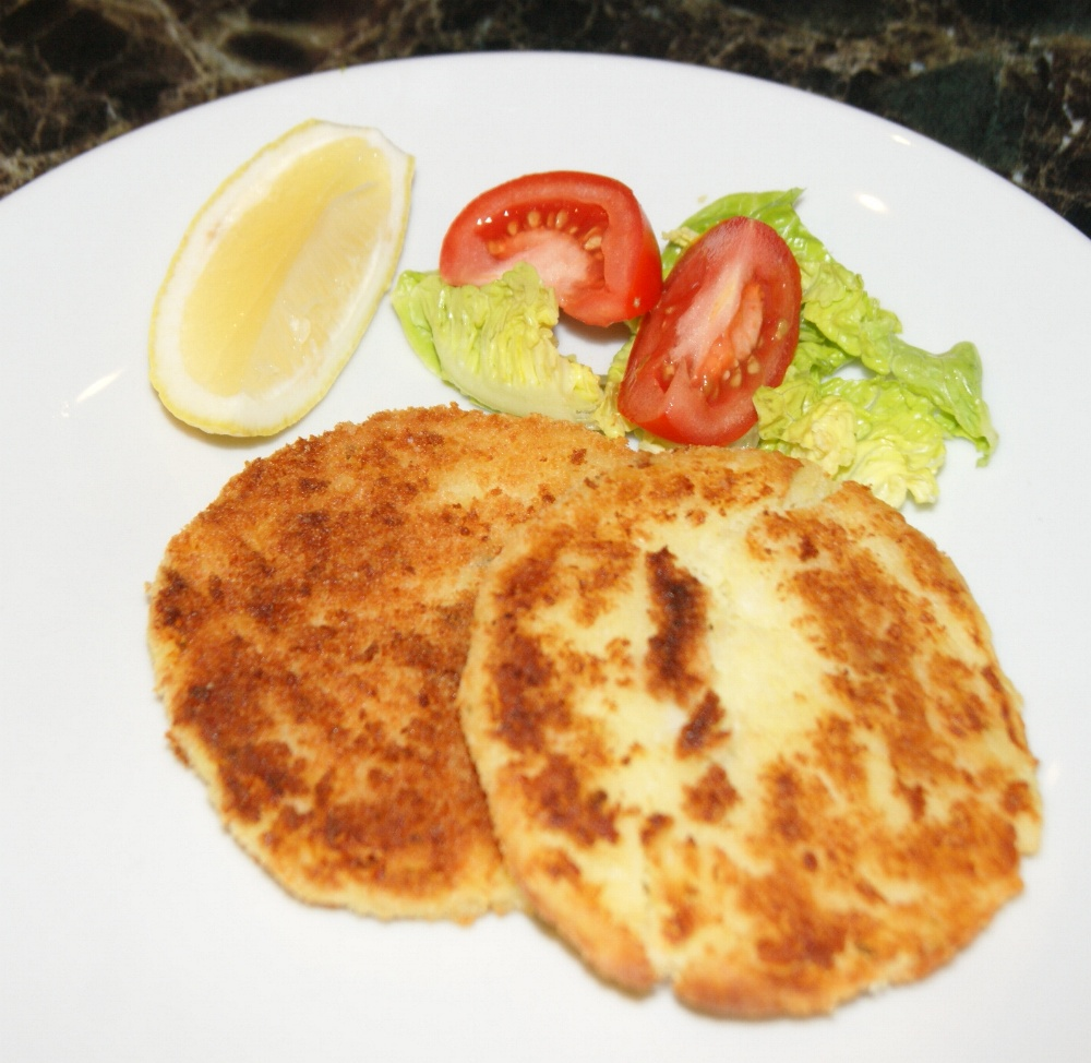 Cod Fish Cakes – Gluten and Corn Free