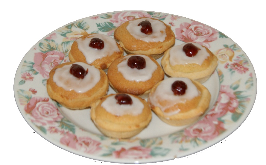 Small Bakewell Tarts – Free from Dairy, Wheat & Corn