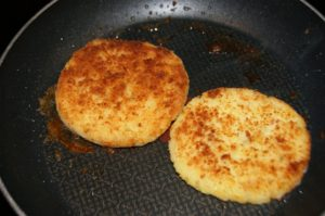 frying-fish-cakes