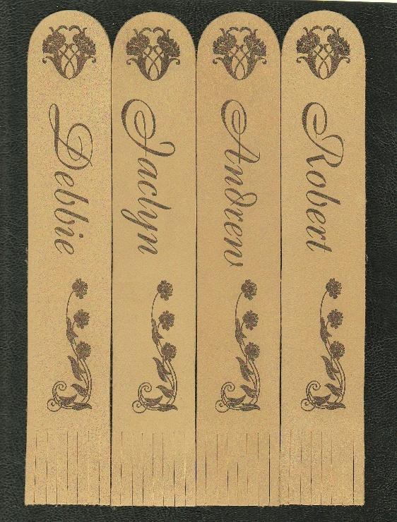 Art deco bookmarks 900
