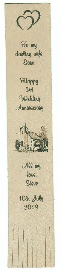 Church bookmark 900