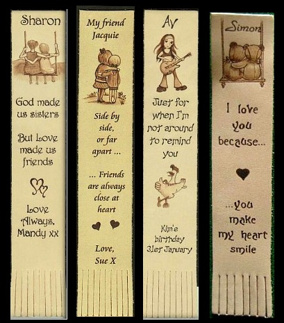 Friendship bookmarks 1