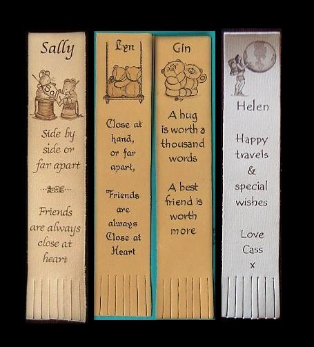Friendship bookmarks 3
