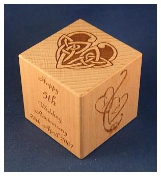 personalised baby blocks1061 engraved
