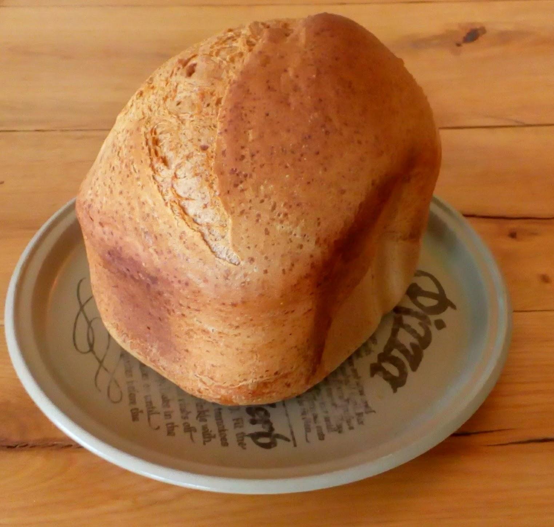 Perfect Gluten free Bread Machine Loaf