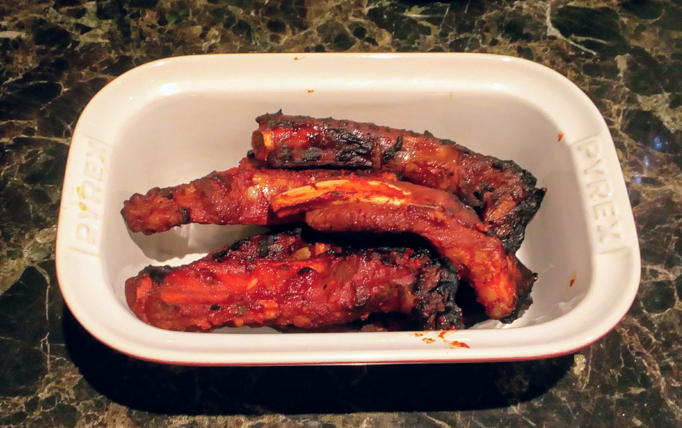 Barbecue Spareribs - Gluten and Dairy Free