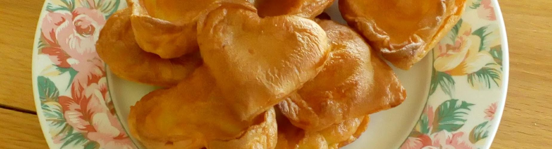 Yorkshire Puddings – Gluten and Dairy Free