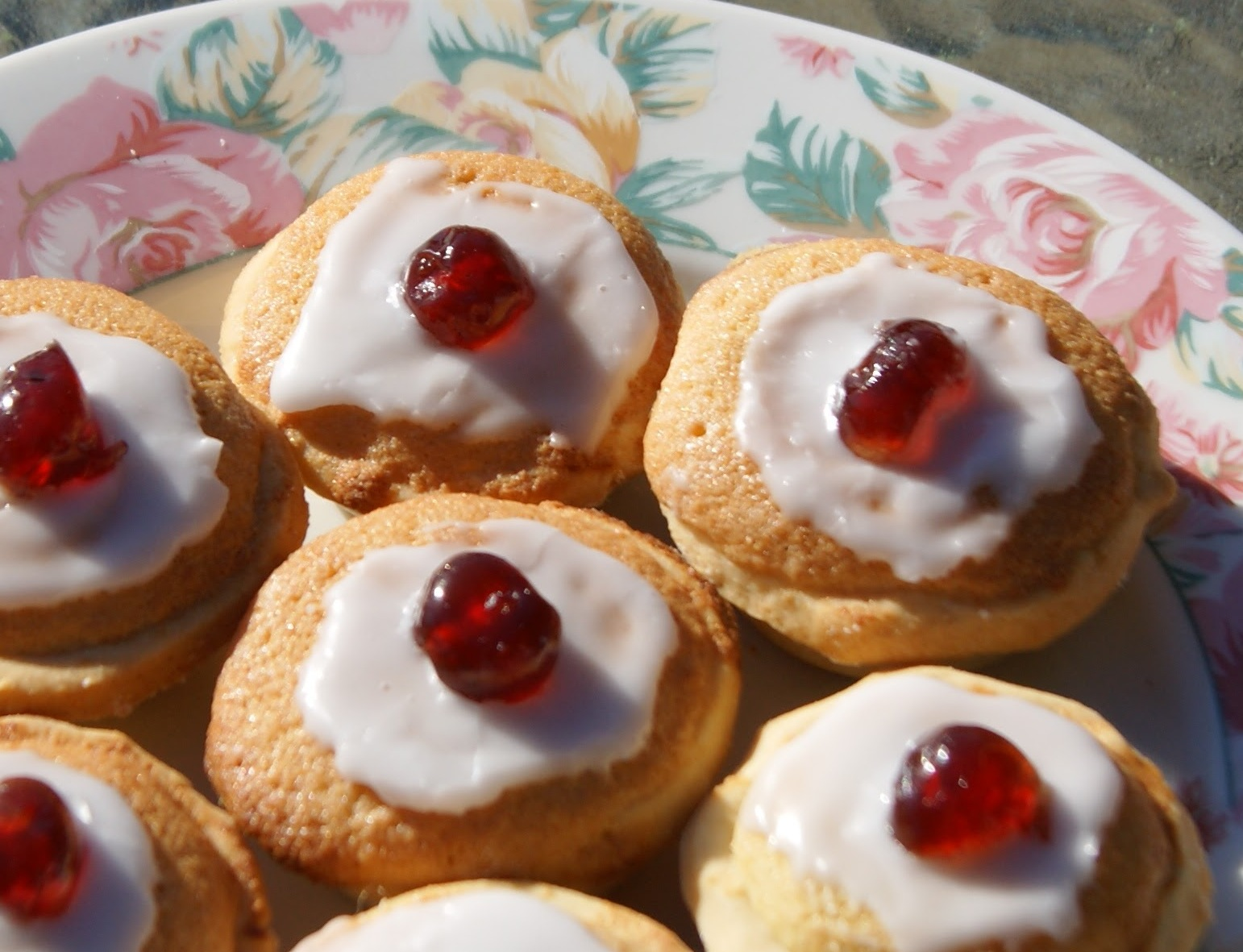 Small Bakewell Tarts – Gluten and Dairy Free
