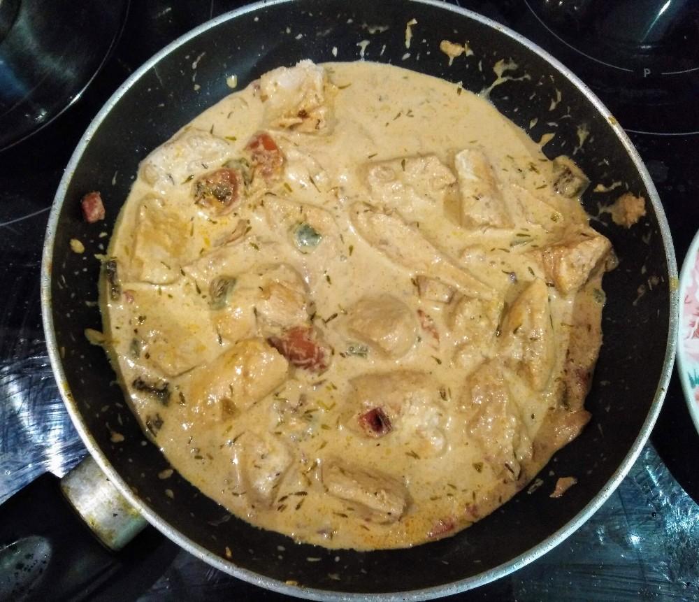 dairy free cajun chicken cooking