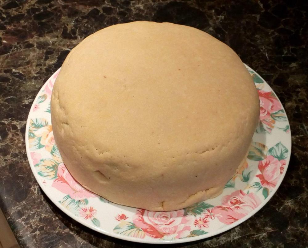 gluten and dairy free chirstmas cake