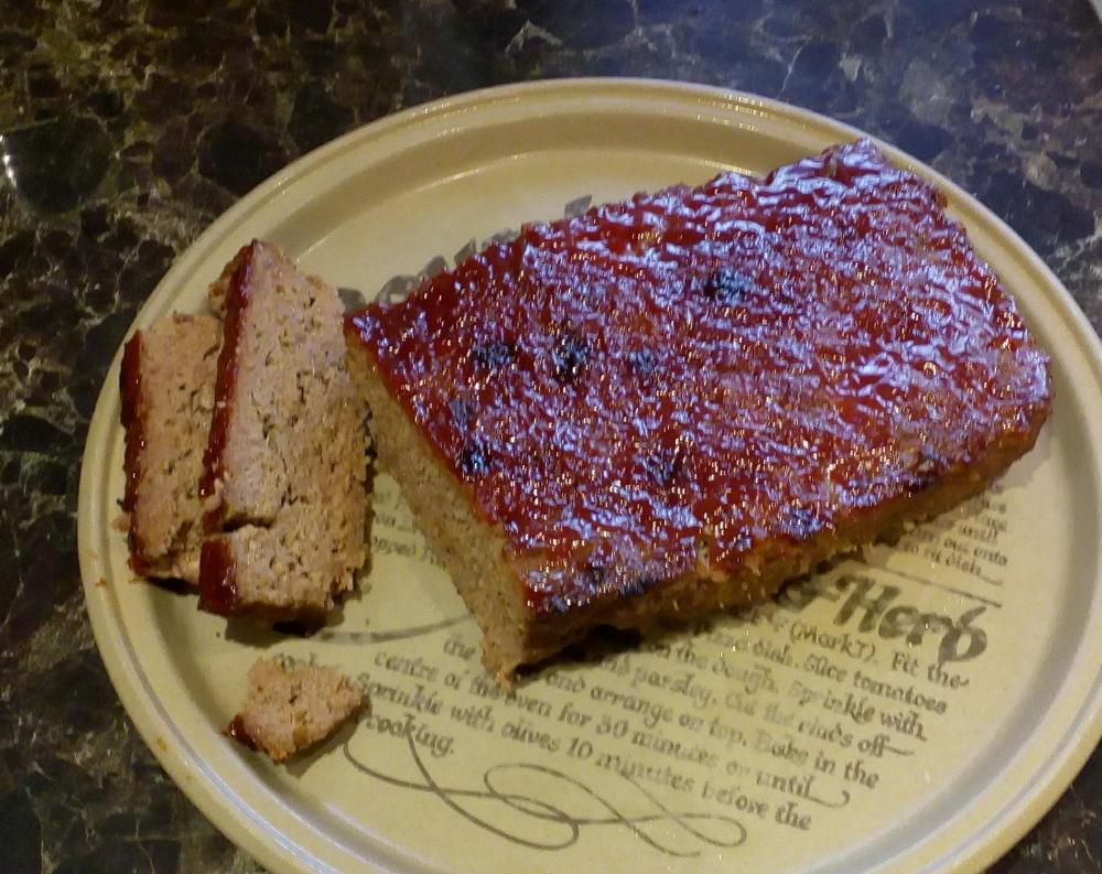 succulent meatloaf dairy and gluten free