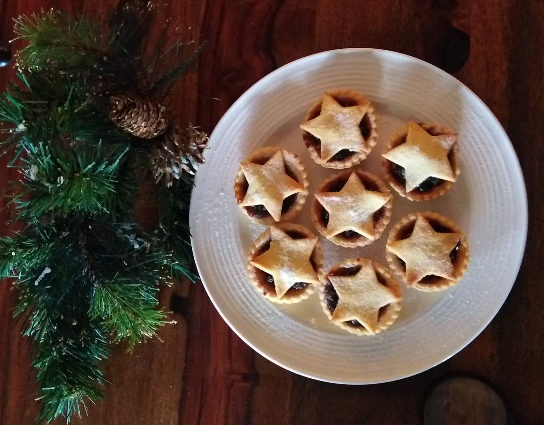 Melt in the mouth Gluten free – Dairy free Mince pies