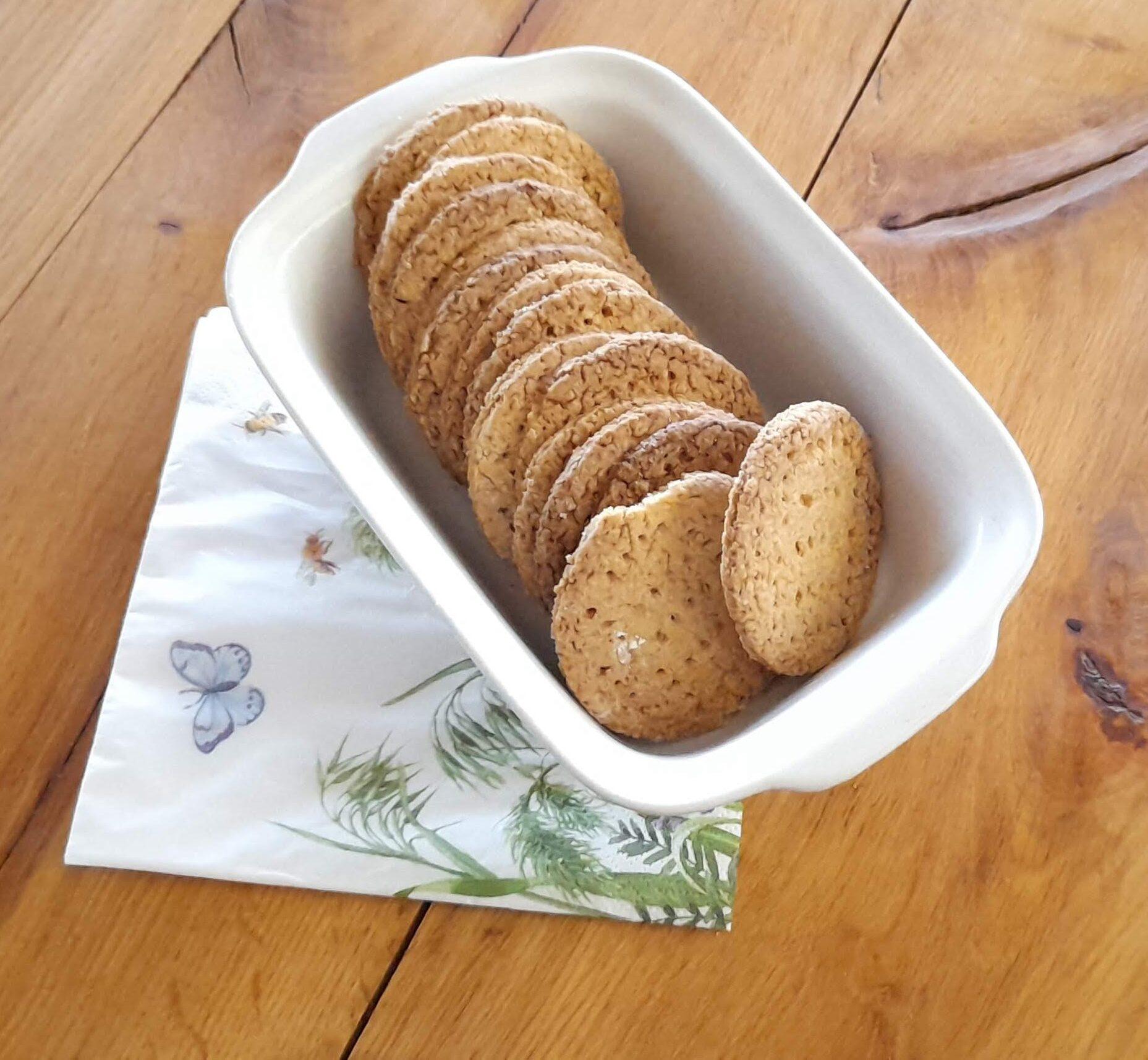 digestive biscuit recipe gluten and dairy free