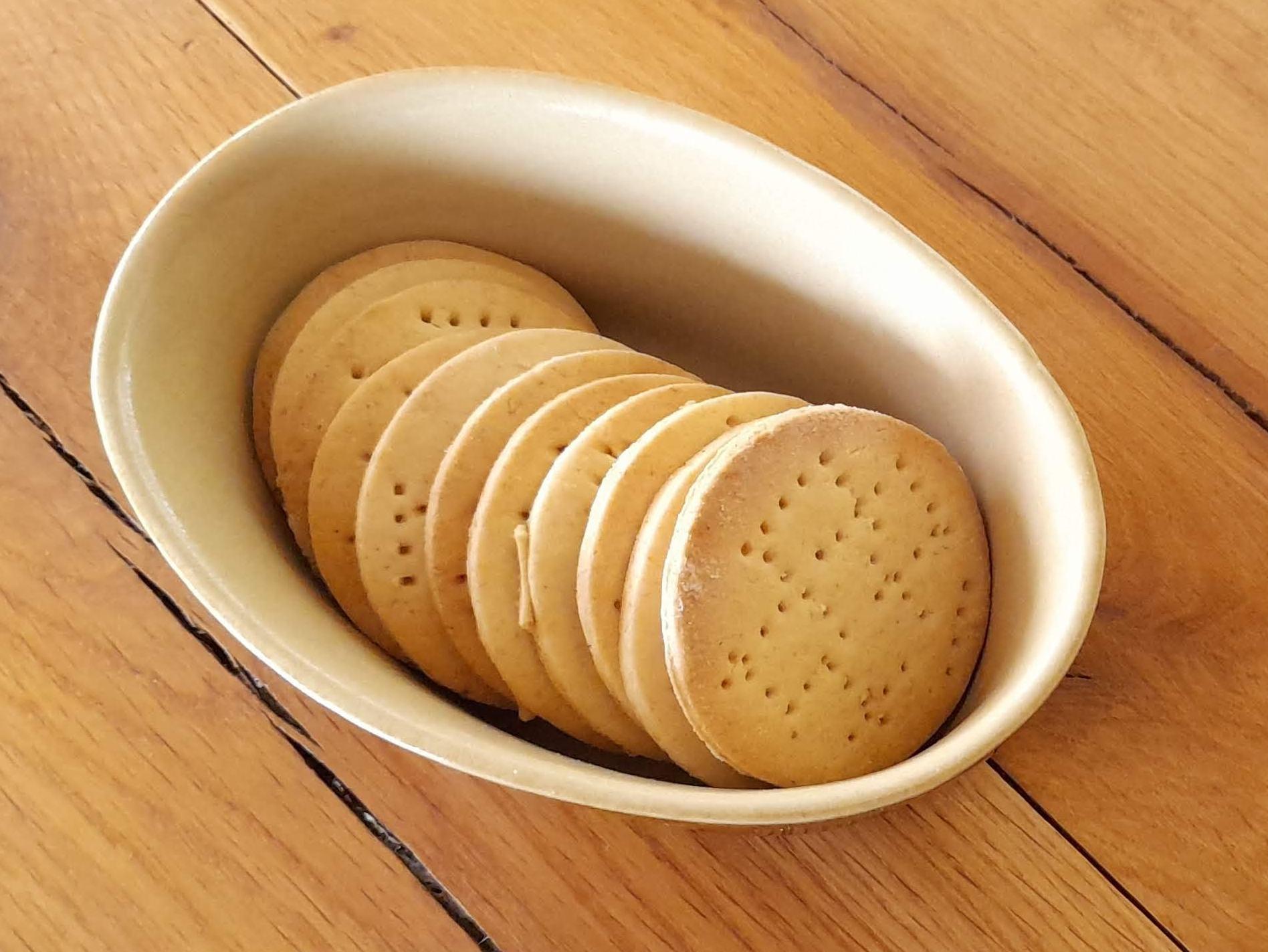 gluten free rich tea biscuits