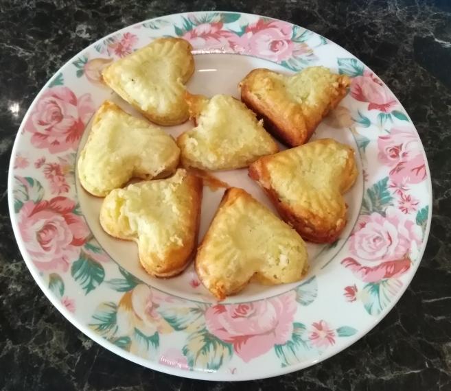 heart shaped potato waffles dairy free