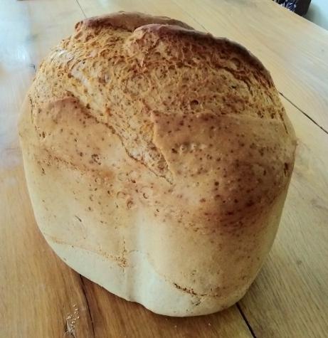improved gluten free machine loaf